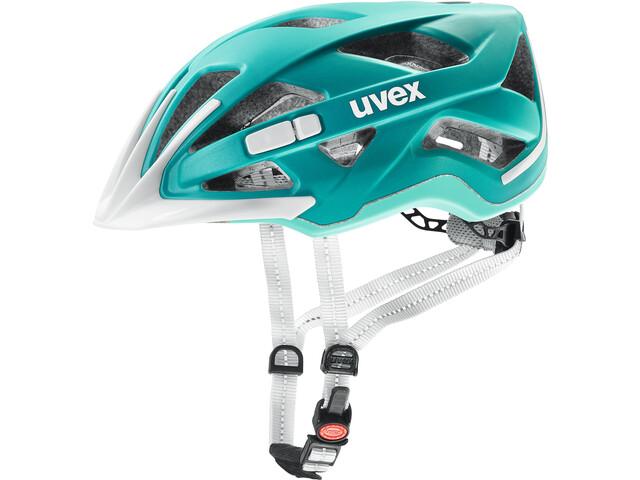 UVEX City Active - Casque de vélo - turquoise